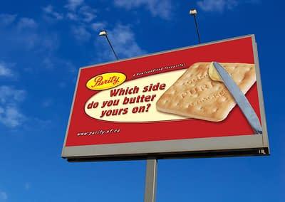 Purity Billboard