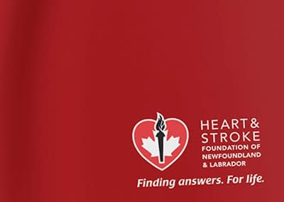 Heart and Stroke 2008 Annual Report