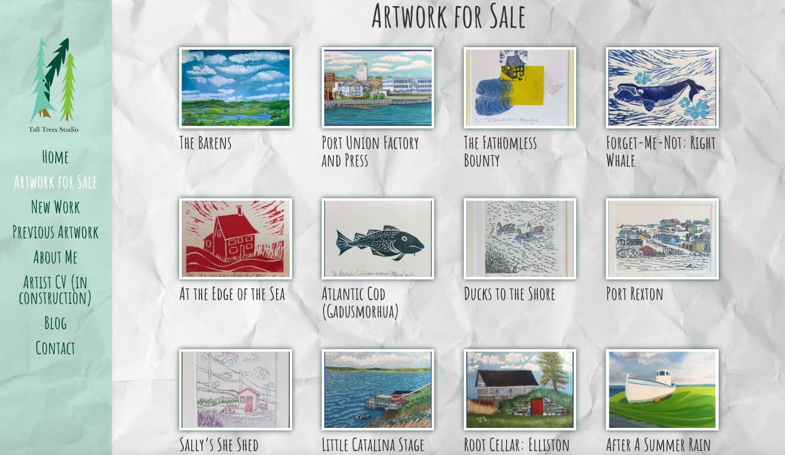 TT Artwork For Sale