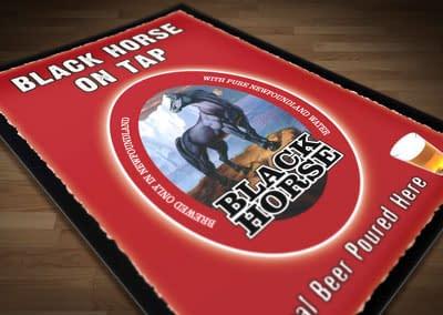 Black Horse Local Beer