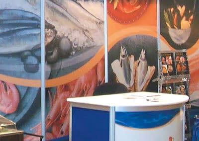 DFA 2007 Boston Seafood Show Environment