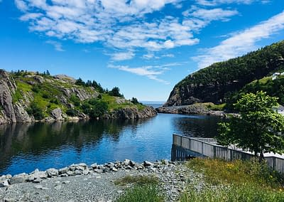 Qudi Vidi Inlet